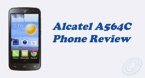 Tracfone Alcatel A564C OneTouch Pop Icon Review