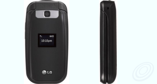 Tracfone LG 441G Front Side