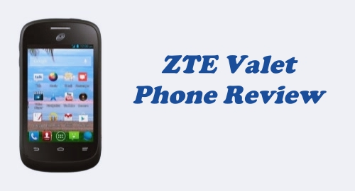 Tracfone ZTE Valet (Z665C) Review