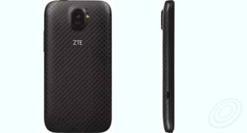 Tracfone ZTE Z717VL Citrine back side