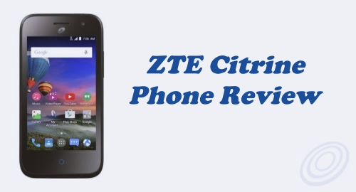 Tracfone ZTE Z717VL Citrine LTE Review