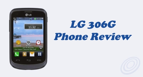 Tracfone LG 306G Phone Review