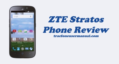 Trafone ZTE Stratos Z819L Review