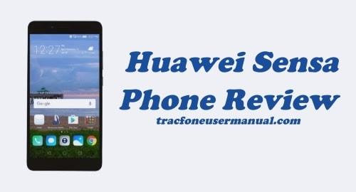 Huawei Sensa H715BL / H710VL Review