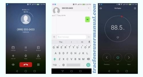 TracFone Huawei Sensa H715BL / H710VL screenshot