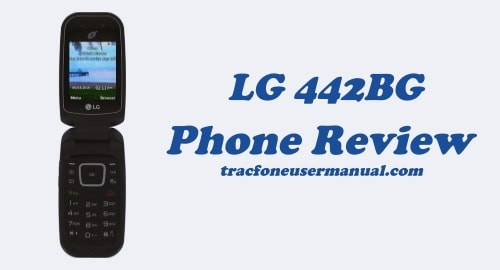 TracFone LG 442BG Review