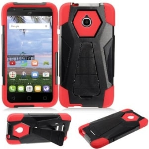 Alcatel PIXI Bond Heavy Duty Case by Wireless Accessories