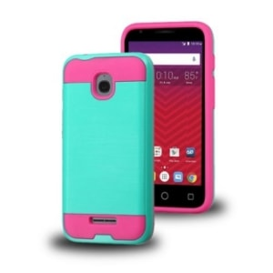 Alcatel PIXI Bond Slim Fit Case by LUXCA