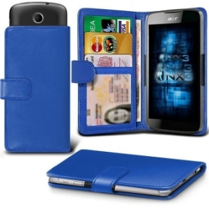 Alcatel PIXI Unite Wallet Case by ONX3