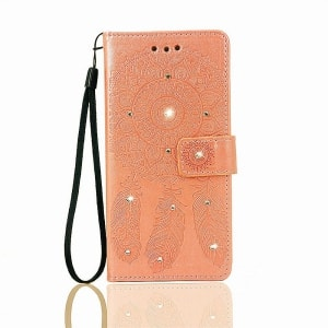 Samsung Galaxy On5 Fashionable Wallet Case by XKAUDIE