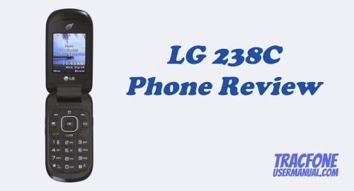 TracFone LG 238C Review