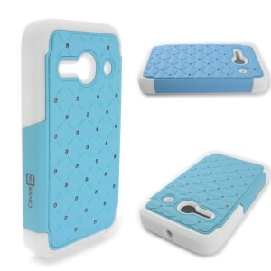 Alcatel Pixi Pulsar Protective Slim Case by CoverON