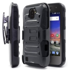 ZTE Citrine Heavy Duty Shock Proof Case by NageBee