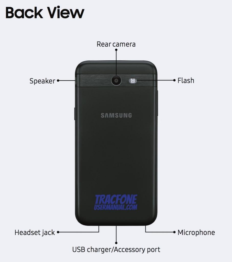 Galaxy Luna Pro Back View