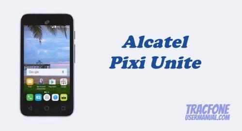 Alcatel Pixi Unite A466BG