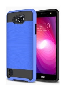 LG Fiesta LTE Slim Fit Hard Case by JATEM