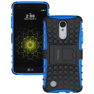 LG Rebel 2 Tough Rugged Case by OEAGO