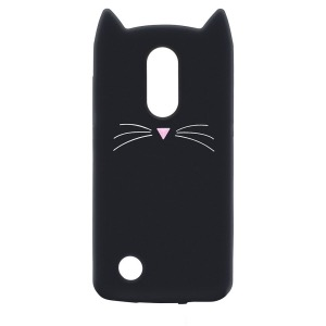 LG Grace Cute 3D Cat Kitty Case by Rockxdays