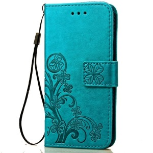 Samsung Galaxy J3 Luna Pro Wallet Flip Case by Rockxdays