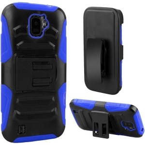 ZTE Jasper Heavy Duty Case by Phonelicious