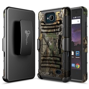 ZTE Majesty Pro Combo Rugged Case by NageBee