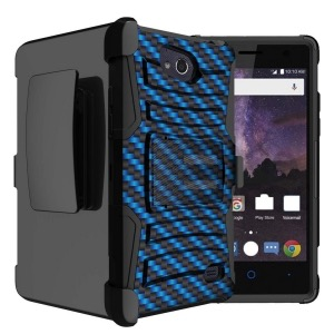 ZTE Majesty Pro Holster Hard Case by Untouchble