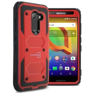 Alcatel ZIP Tank Series Case by CoverON
