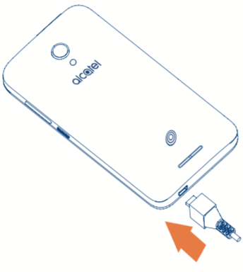 How to Charge the Alcatel Raven Battery