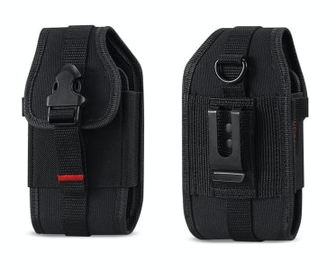 Alcatel MyFlip Rugged Case Durable Pouch by Krofel