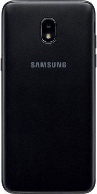 Samsung Galaxy J3 Orbit Back View