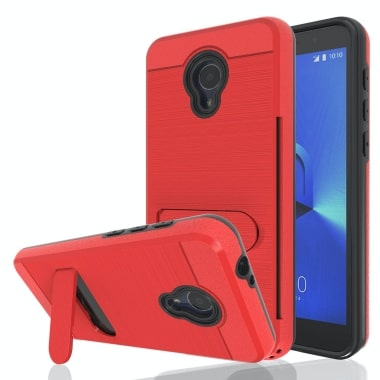 Alcatel TCL LX Case with Kickstand Ayoo