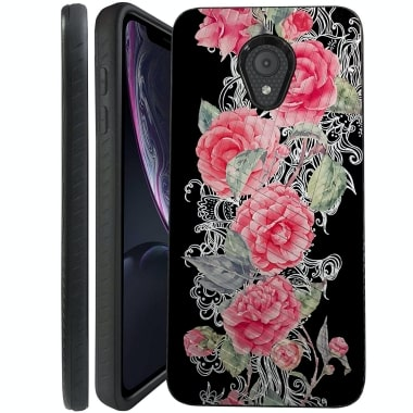 Alcatel TCL LX Embossed Case CasesonDeck