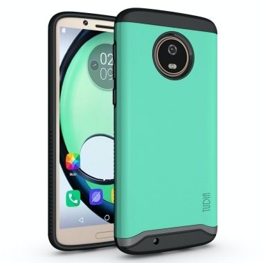 Moto G6 Slim Fit Heavy Duty Case by TUDIA