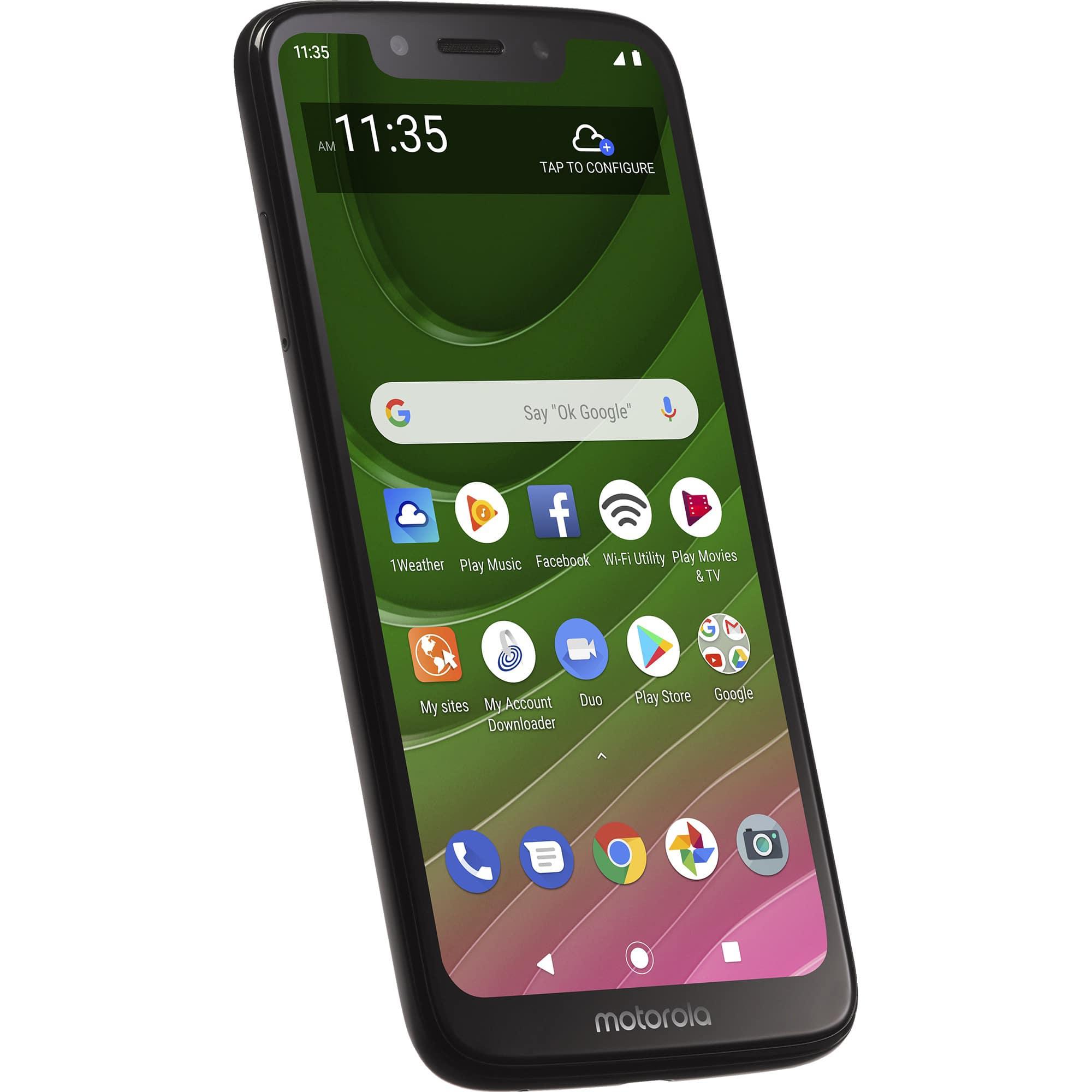 Moto G7 Optimo Display
