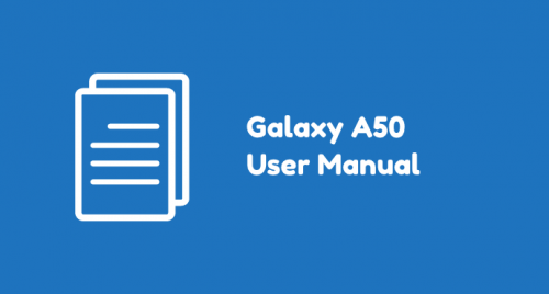 Samsung Galaxy A50 Manual