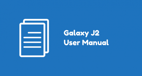 Samsung Galaxy J2 Manual