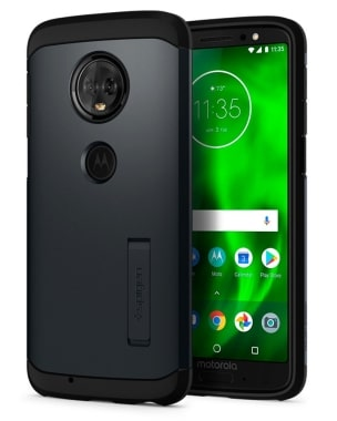 Spigen Tough Armor Designed for Moto G6