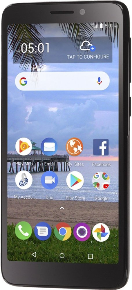 Alcatel TCL A1 Display