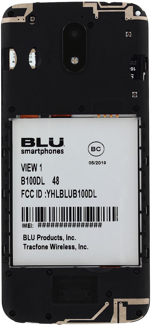 BLU View 1 Battery