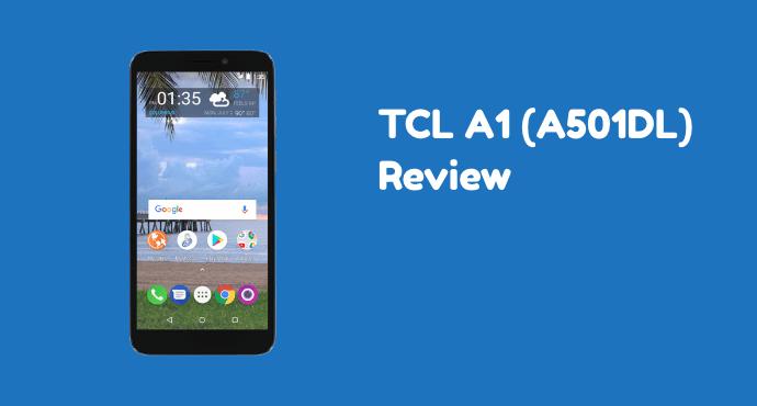 Alcatel TCL A1 Review