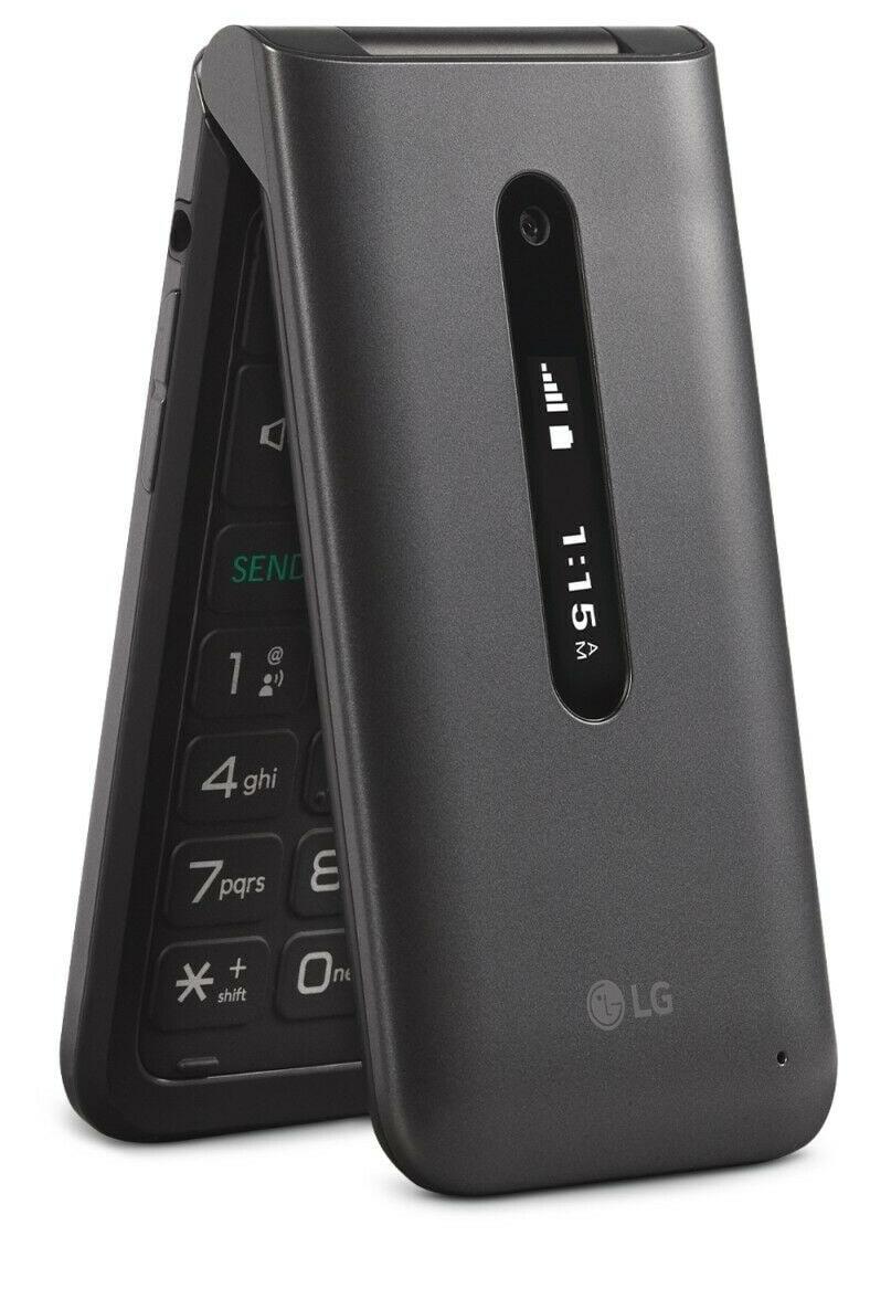 LG Classic Flip Design