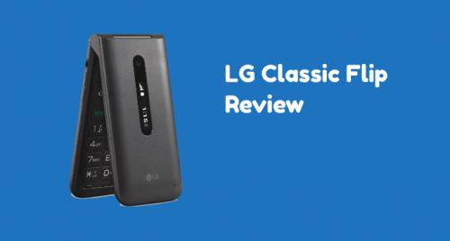 LG Classic Flip Review