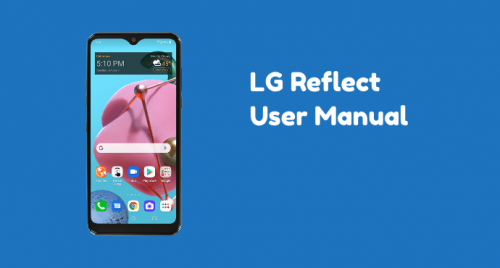 LG Reflect User Manual