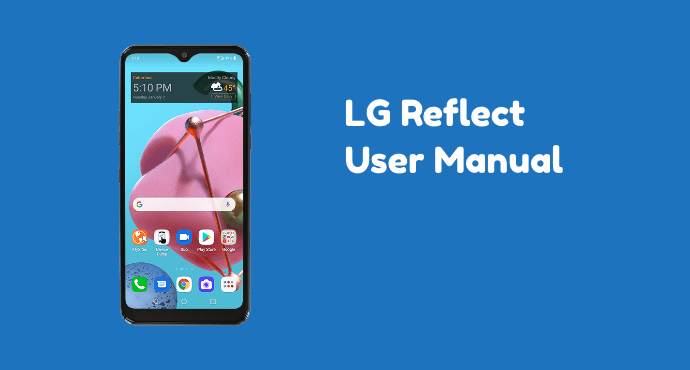 LG Reflect User Manual