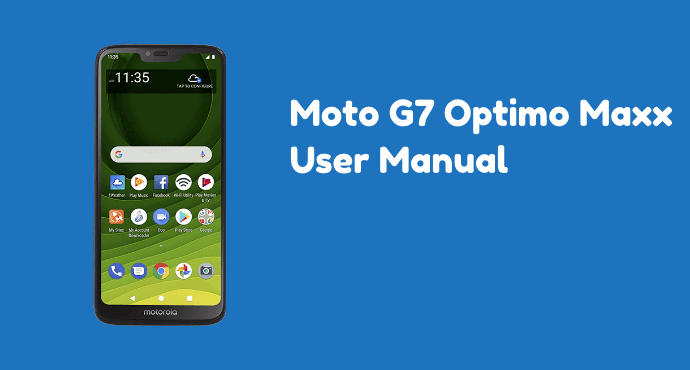 Moto G7 Optimo Maxx User Manual