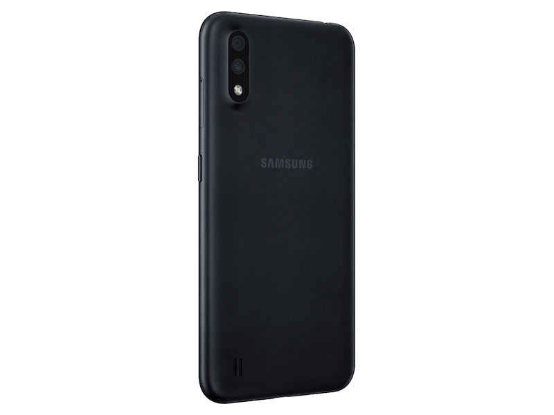 Samsung Galaxy A01 Side View