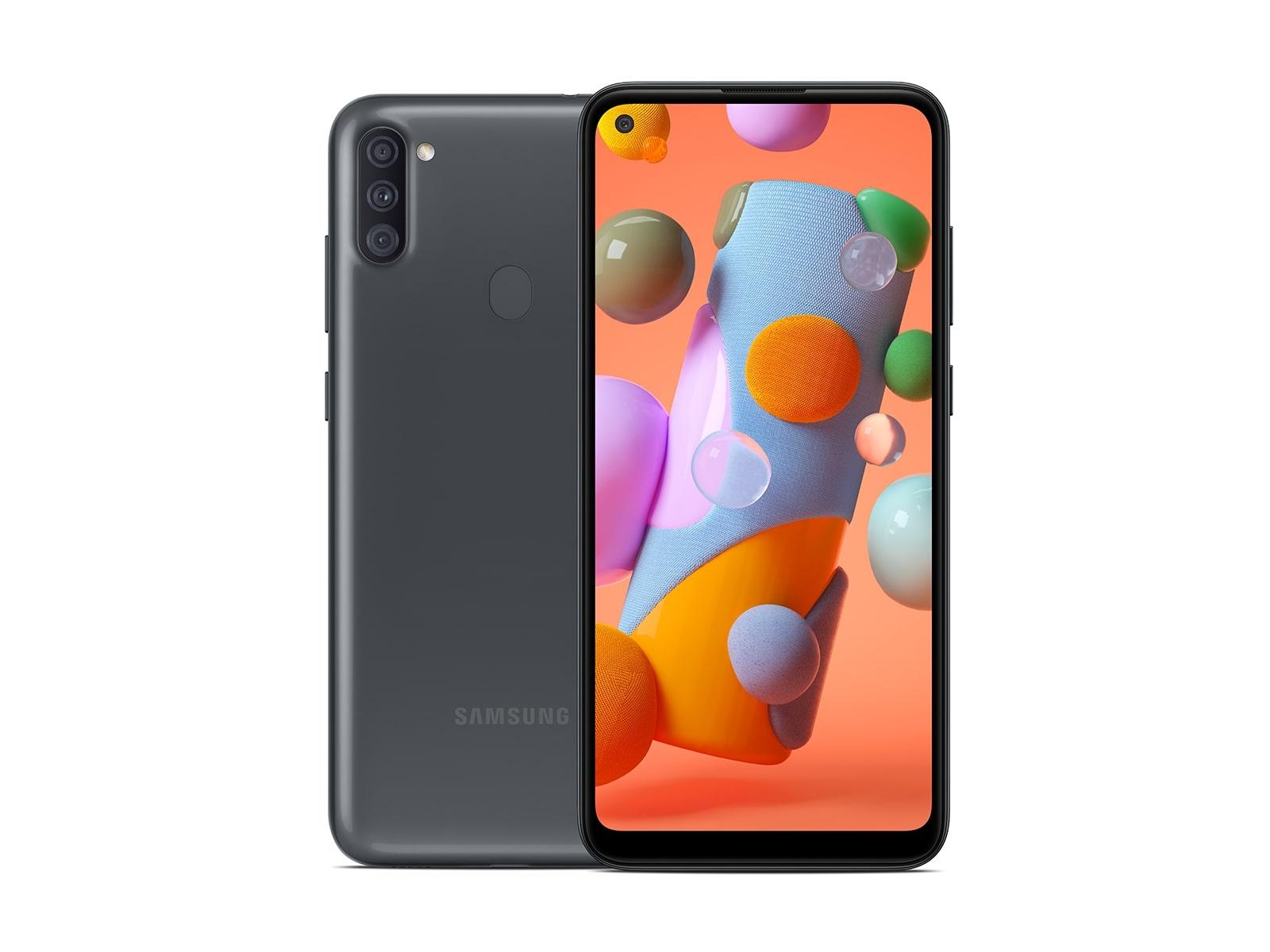 Samsung Galaxy A11 Design