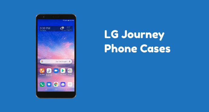 LG Journey Phone Cases
