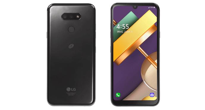 LG Premier Pro Plus Design