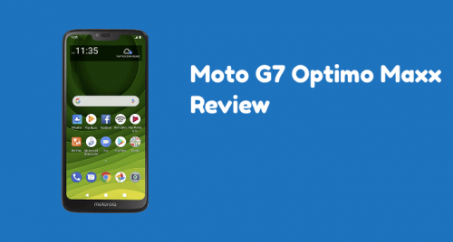 Moto G7 Optimo Maxx Review